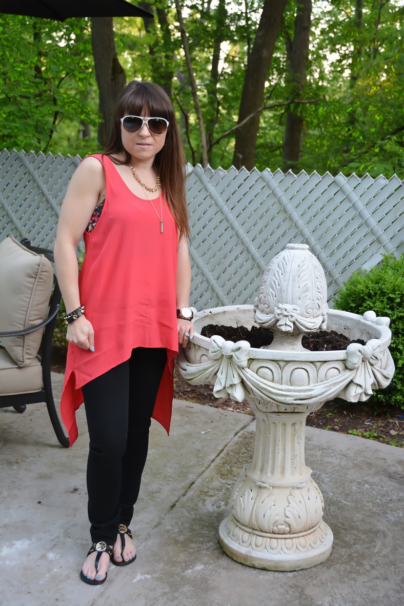 ASTR tunic from Nordstrom Savvy