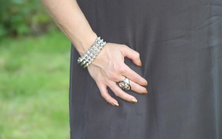 Studded Bracelet - Nordstrom Multi Stone Ring - Lia Sophia