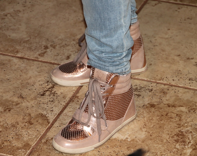 Wedge Sneakers - Vince Camuto