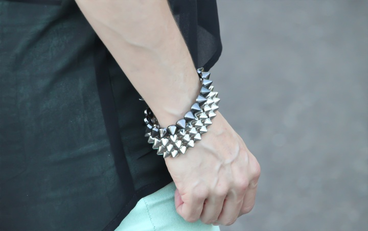 Bracelets - Cara and Nordstrom
