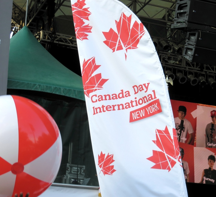 Canada Day International!