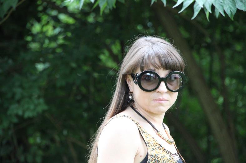 Sunglasses - Prada