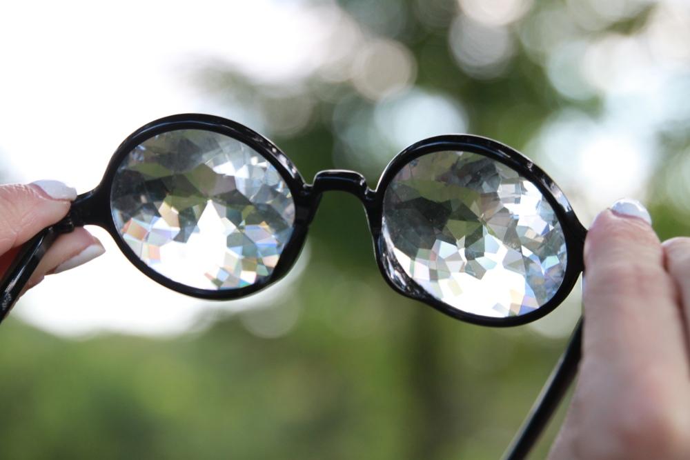 #KALEIDOSCOPE GLASSES by Future Eyes (2/6)