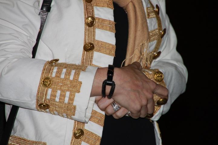 Bracelet Jacket Detail