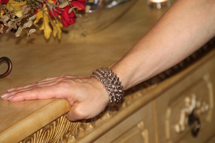 Tasha Spike Bracelet