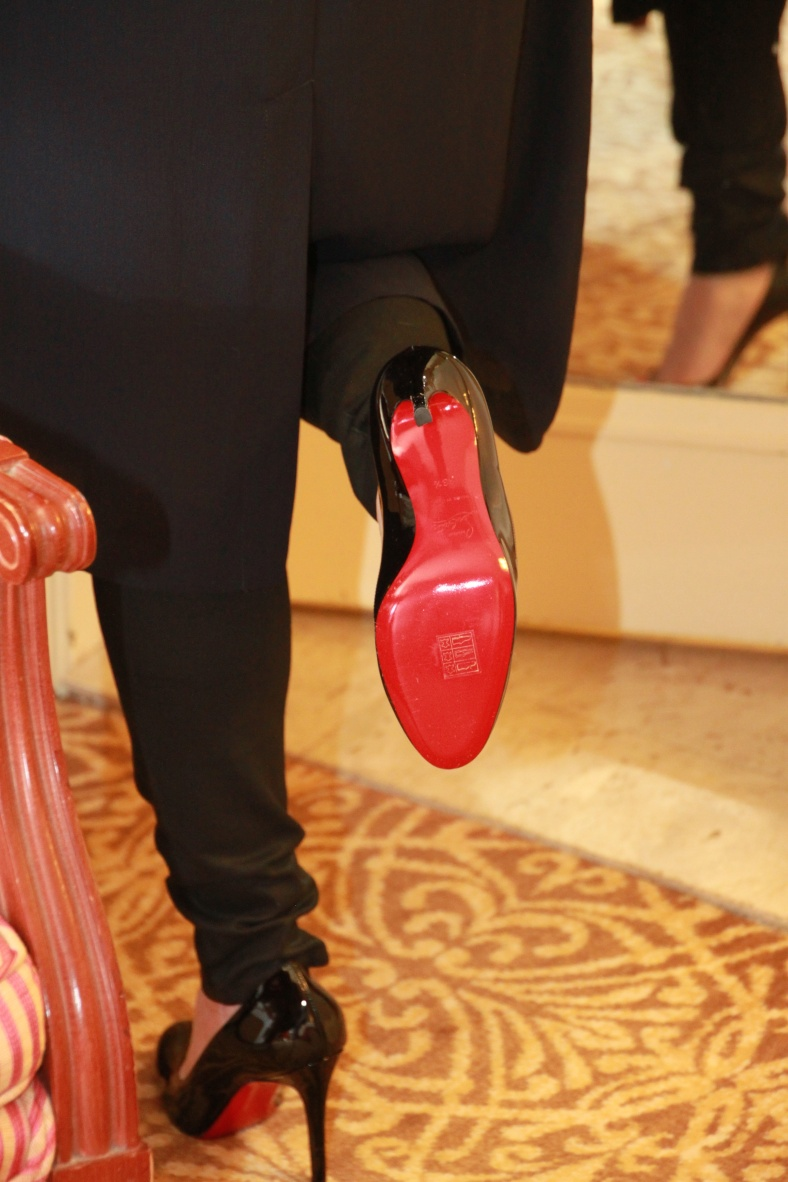 Christian Louboutin Red Soles
