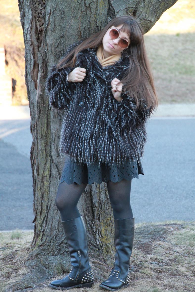 GET Faux Fur Coat