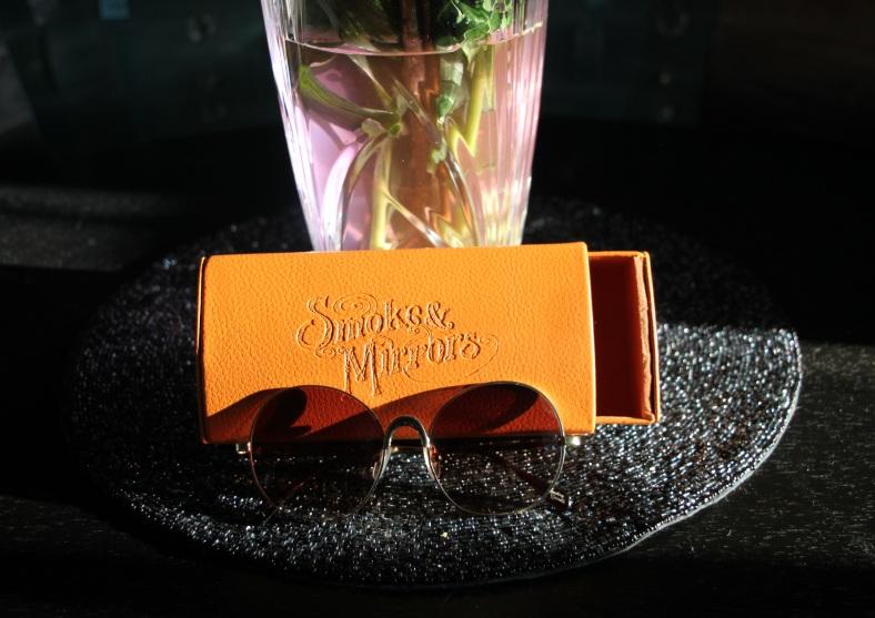 Smoke and Mirrors Glasses