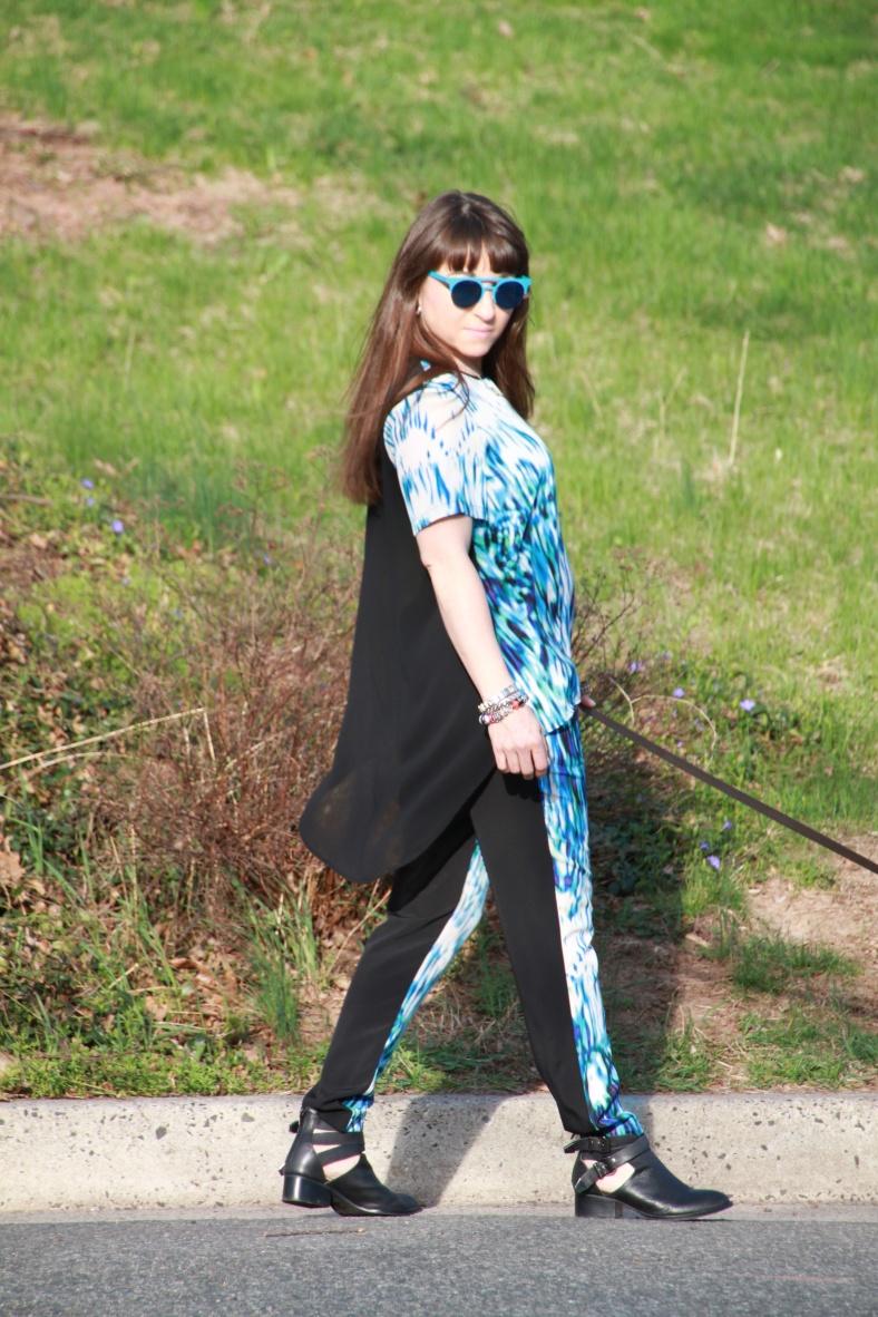 WAYF Pajama Outfit