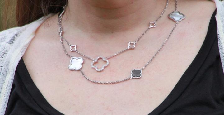 Clover Necklaces