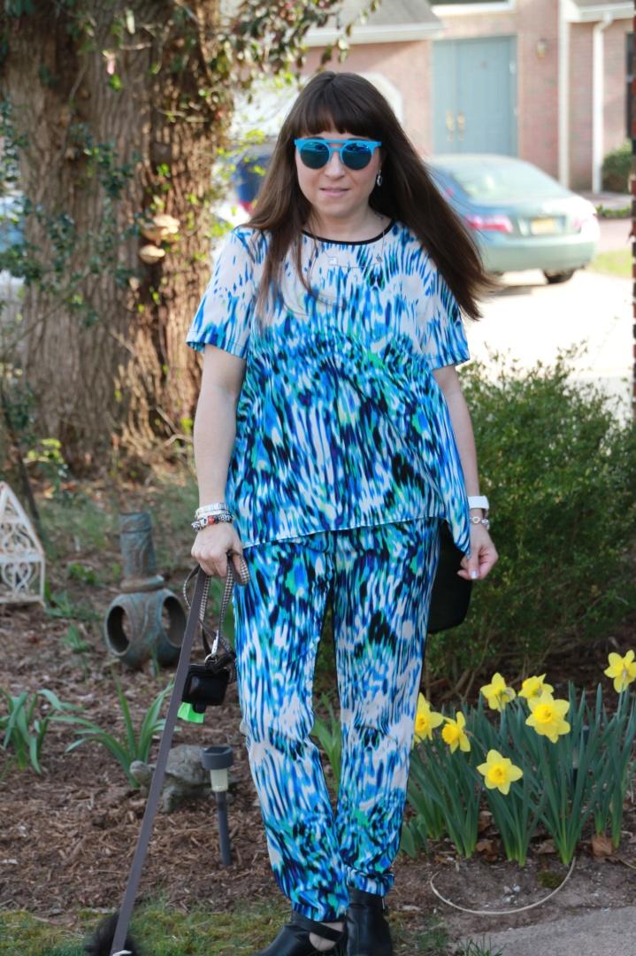 Pajama Outfit