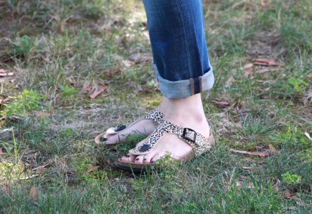 Betula Sandals