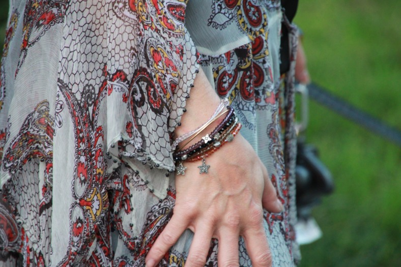 Bracelet Detail
