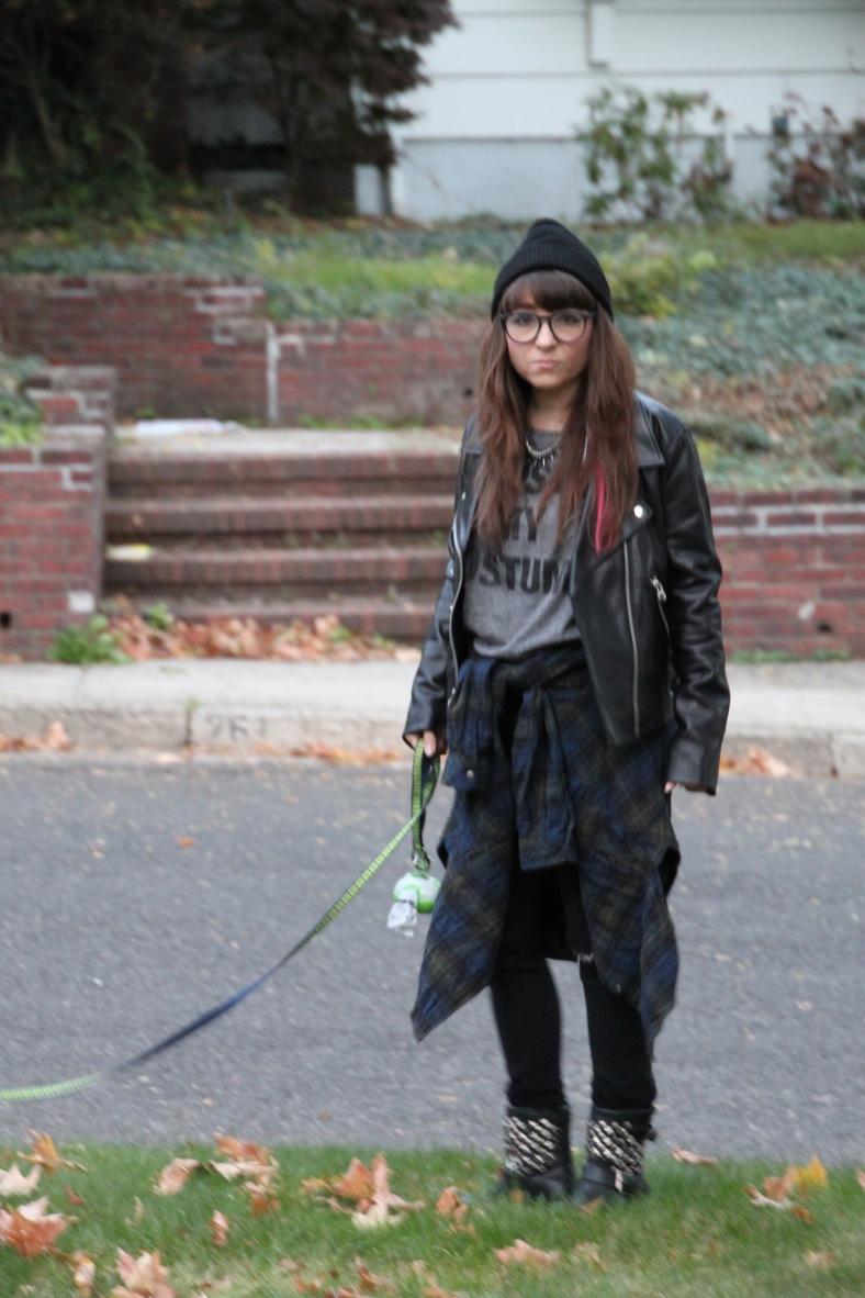 Halloween Hipster