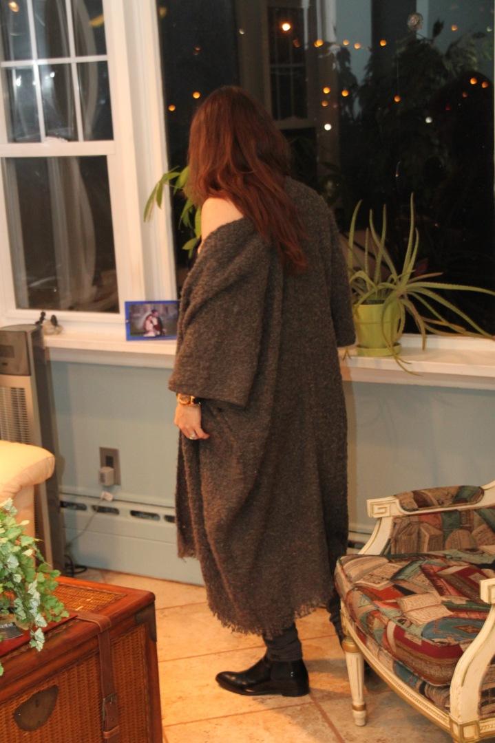 Oversize Kimono Sweater